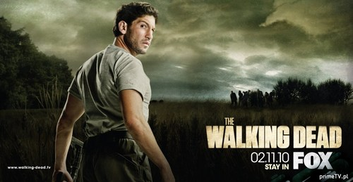 Os Mortos-Vivos wallpaper probably containing a sign called Jon Bernthal as Shane