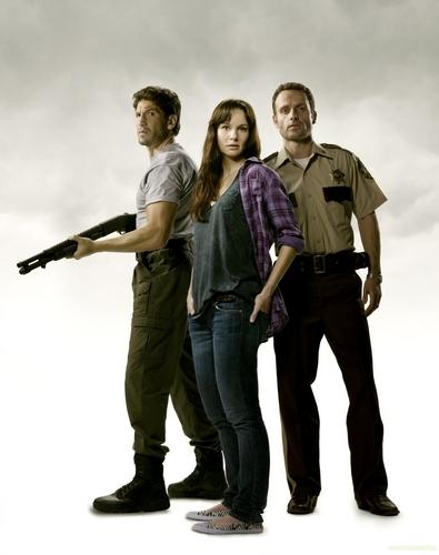 Jon, Sarah, & Andrew