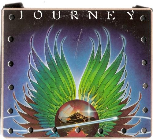 Journey record bourse, sac à main unique gift.