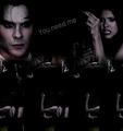 Katherine+Damon (2x07)