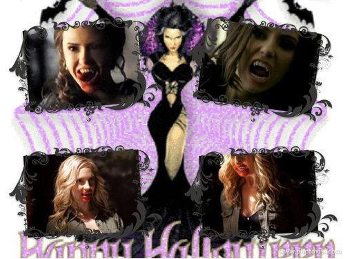 Katherine vs Caroline