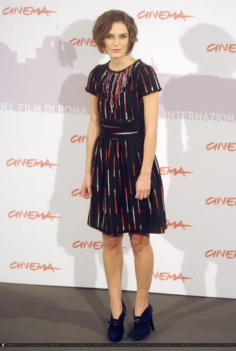 """Keira @ """"Last Night"""" Photocall / Press Conference @ The Rome Film Festival"""