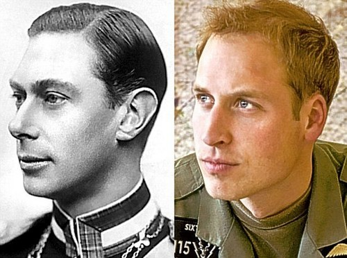 King George VI _great-grandson William  - prince-william Photo