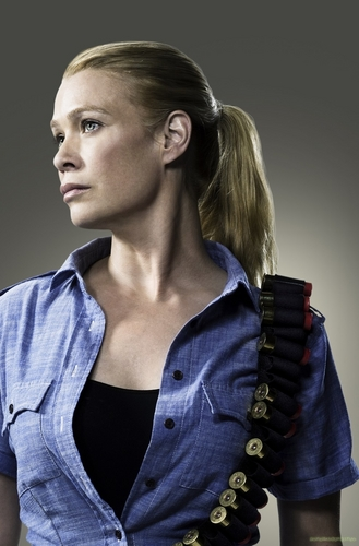 Laurie Holden as Andrea