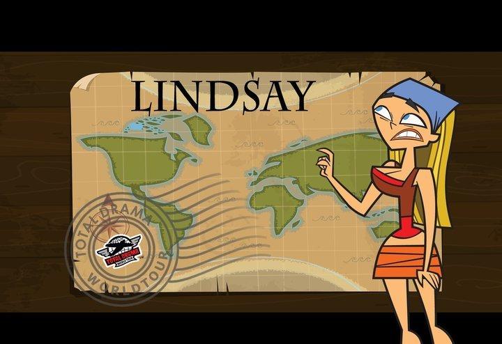 total drama island wallpaper. Lindsay wallpaper