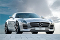 MERCEDES - BENZ SLS AMG BY AK CAR DESIGN