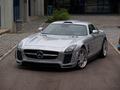 MERCEDES - BENZ SLS AMG BY FAB DESIGN - mercedes-benz wallpaper