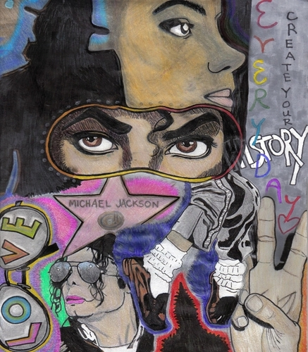 MJ beautiful artwork (niks95)
