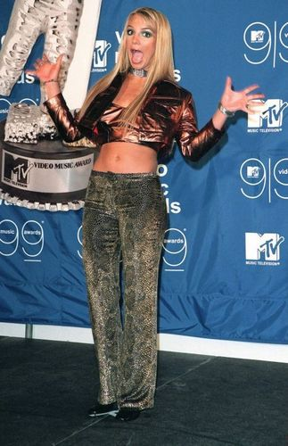 MTV Video Muzik Awards,NY,1999