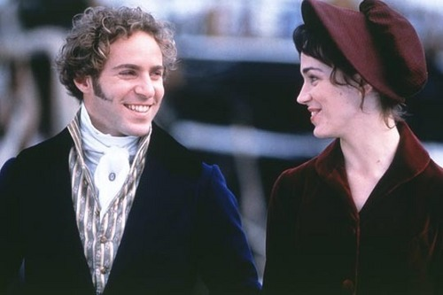 Jane Austen Обои containing a business suit and a well dressed person called Mansfield Park
