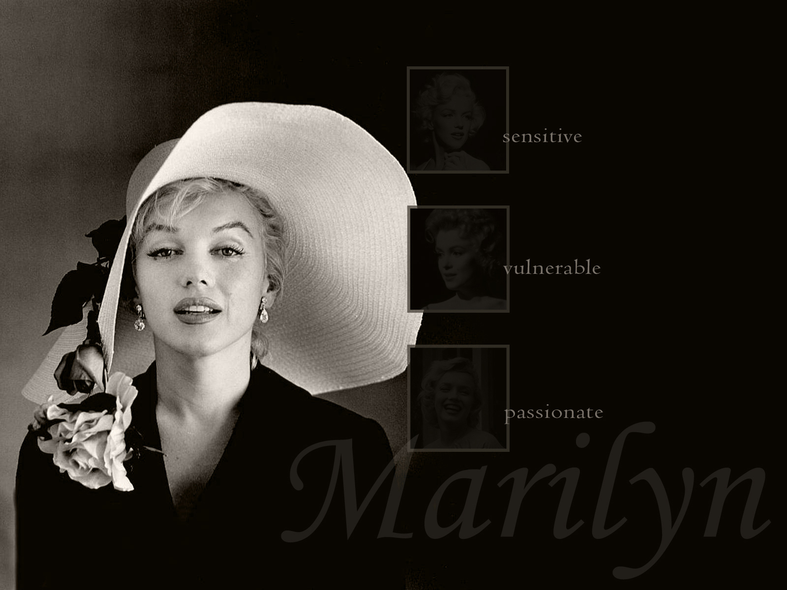 Marilyn - Marilyn Monroe Wallpaper (16578846) - Fanpop