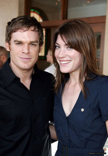 Michael C. Hall wallpaper possibly with a well dressed person, a business suit, and a portrait called Michael C Hall