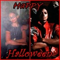Mike and Paris - Halloween