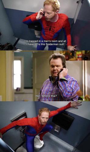 Modern Family 2x06 Fanart