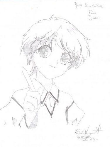 Momiji :) i drew this lonng geleden