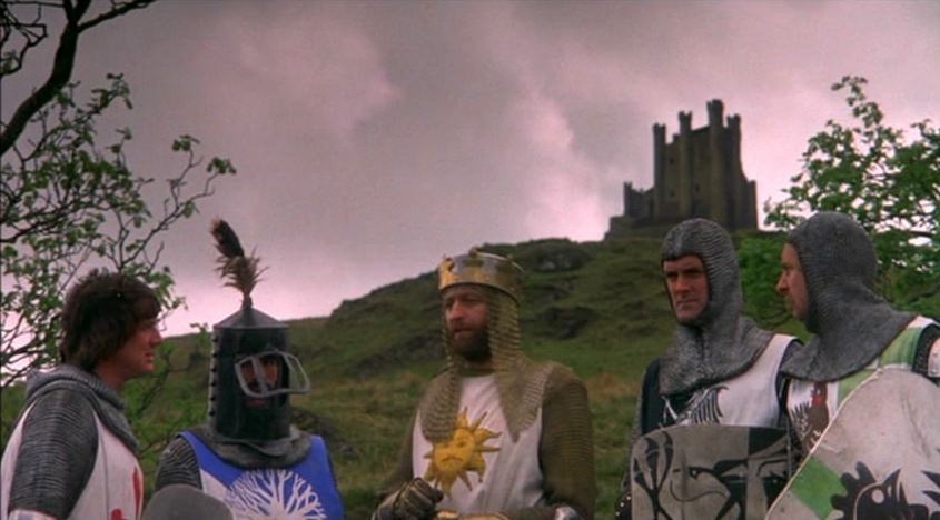 monty python and the holy grail essay