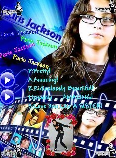 paris jackson fondo de pantalla containing anime titled My family is Paris Michael Katherine Jackson