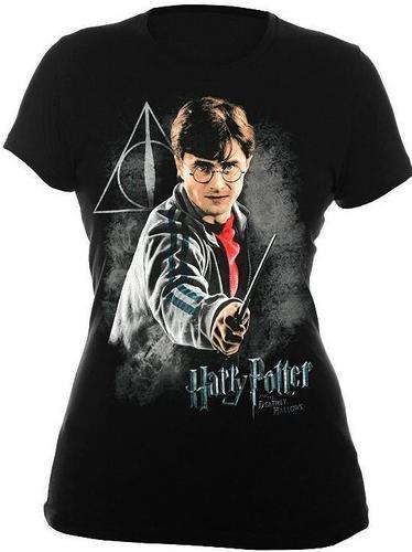 New HT Deathly Hallows shirts