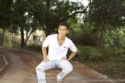 New Pics of Bronson Pelletier