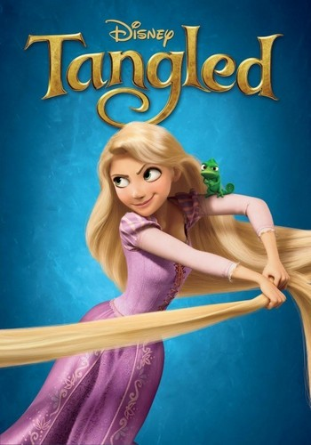 New Tangled posters :)