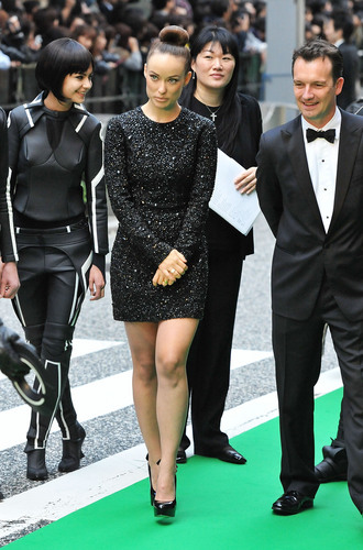 Olivia Wilde @ the Opening of the 2010 Tokyo Film Festival (HQ)