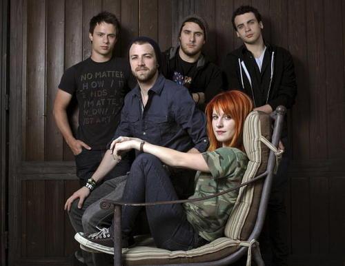 Paramore: LA Times Photoshoot