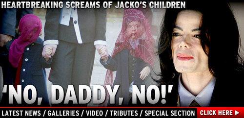 Paris sceam > No Daddy No - Michaels Dead