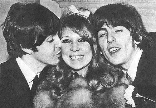 Paul, Pattie and George