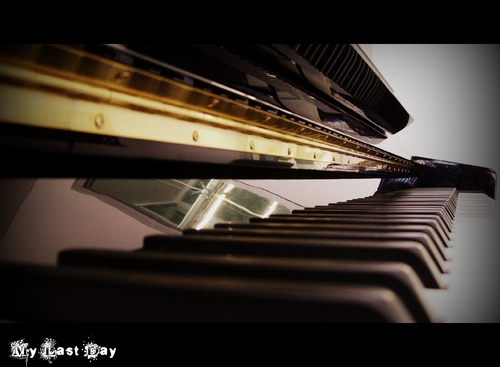 Piano Keys - piano Photo