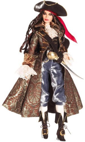 Pirate Barbie Doll