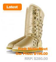Punk Ugg Boots Free Shipping -- UGGKoo.com