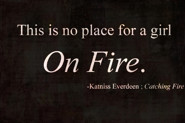 Best Hunger Games Quotes. QuotesGram