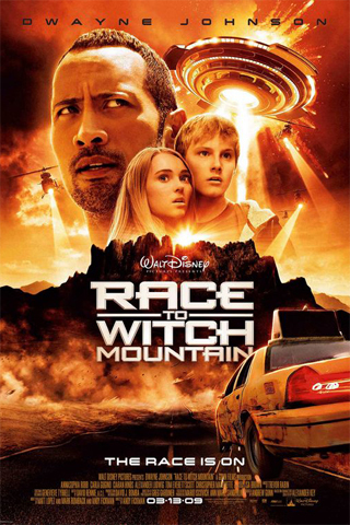RACE TO THE WITCH MOUNTAIN (MOVIE)