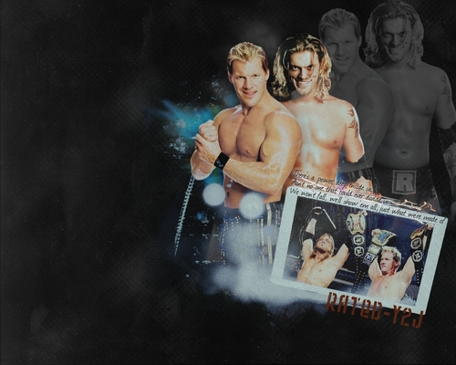 Rated Y2J Wallpaper