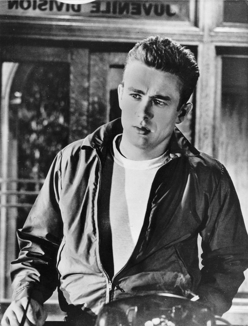 James Dean Rebel Without A Cause JAMES DEAN on Pinteres...