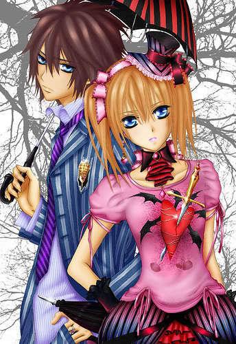 Rima & Shiki
