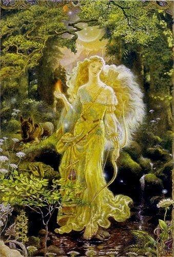 Roman Goddess Diana