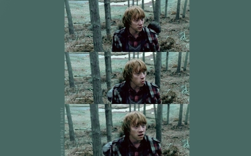 Ron's faces