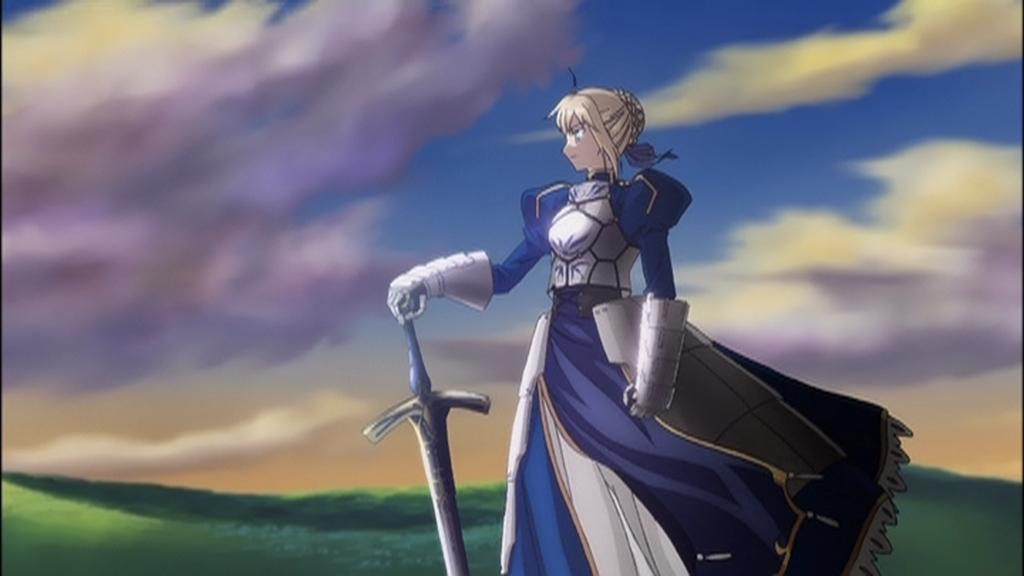 Stay Night Fate Stay Night Images Saber Hd Wallpaper And Background Photos