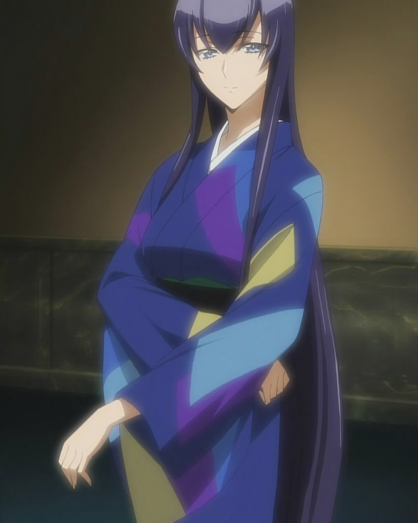 highschool of the dead saeko