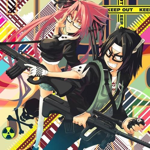 Saya and Hirano