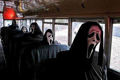 Scream 4- Spoiler Pics