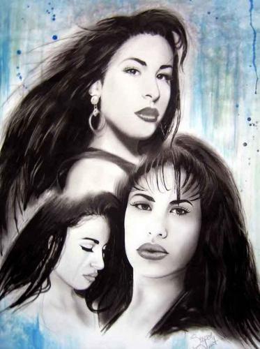 Selena oleh Steven G