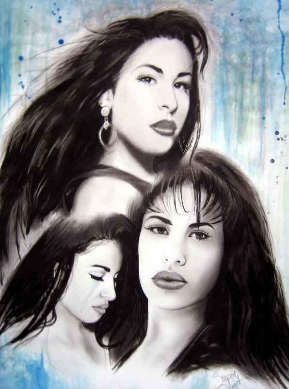 Selena by Steven G