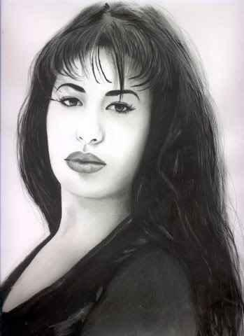 Selena Quintanilla-Pérez wallpaper with a portrait called Selena by Steven G