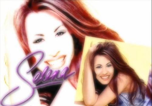 Selena Quintanilla-Pérez 壁紙 containing a portrait called Selena if she was alive