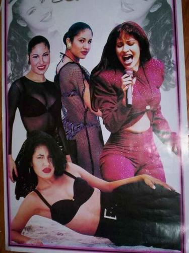 Selena's tagahanga