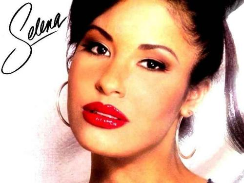 Selena Quintanilla-Pérez wallpaper possibly with a portrait called Selena