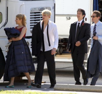 Set photos 26th October - quinn-fabray Photo