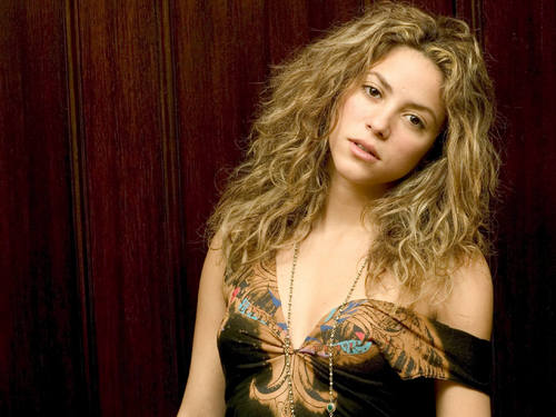Shakira wallpaper probably with a bustier and a cocktail dress titled Shakira